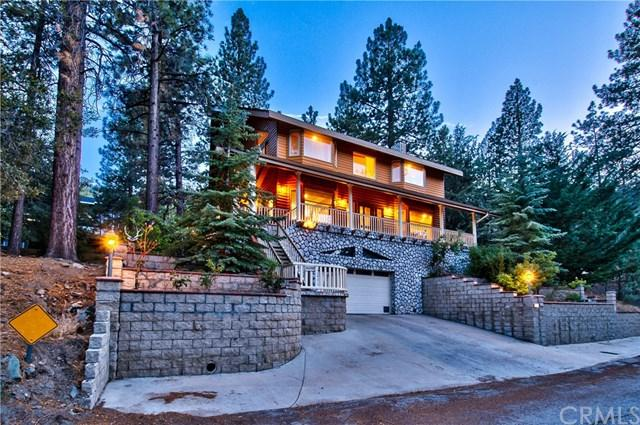26690 Timberline Drive, Wrightwood, CA 92397 (#CV19003852) :: The Laffins Real Estate Team