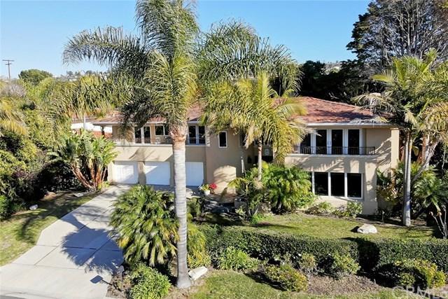 1500 Via Asturias, Palos Verdes Estates, CA 90274 (#SB19004779) :: Naylor Properties