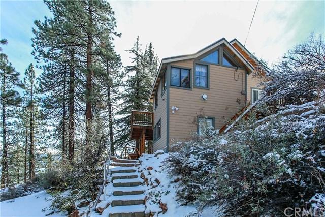 351 Pine Kone Lane, Fawnskin, CA 92333 (#EV19005014) :: The Laffins Real Estate Team