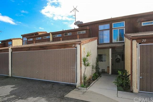 10950 Saticoy Street #21, Sun Valley, CA 91352 (#BB18297181) :: California Realty Experts