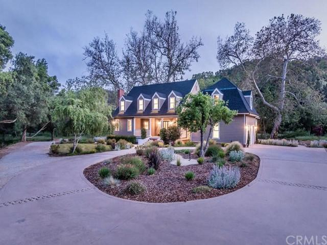 10425 Dover Canyon Road, Templeton, CA 93465 (#NS19006878) :: Nest Central Coast