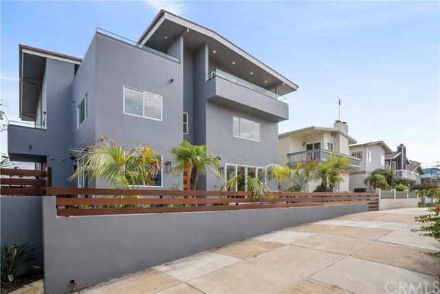 424 20th, Manhattan Beach, CA 90266 (#SB19005221) :: Naylor Properties