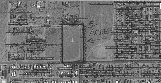 0 Section 5 Township 27 Range 40, Ridgecrest, CA 93555 (#WS19007807) :: Fred Sed Group