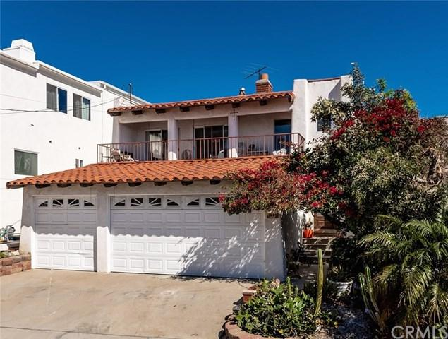 1520 Golden Avenue, Hermosa Beach, CA 90254 (#SB19007801) :: Naylor Properties