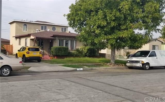 641 S Taylor Avenue, Montebello, CA 90640 (#DW19008095) :: RE/MAX Masters