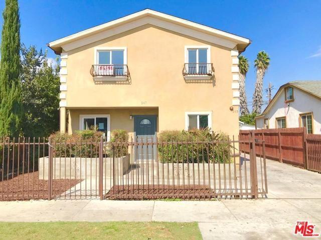 247 E 84TH Place, Los Angeles (City), CA 90003 (#18417532) :: Mainstreet Realtors®
