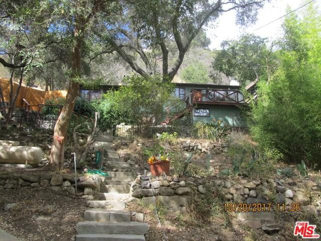 579 N Creek Trail, Topanga, CA 90290 (#19423052) :: Hart Coastal Group