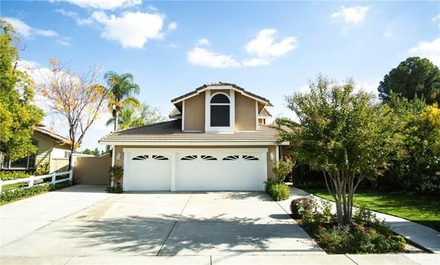 39570 Via Temprano, Murrieta, CA 92563 (#TR19009095) :: Allison James Estates and Homes