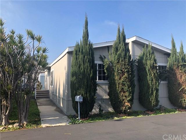 9080 Bloomfield Avenue #69, Cypress, CA 90630 (#OC19009217) :: Fred Sed Group