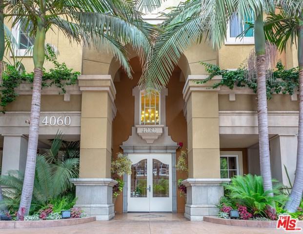 4060 Glencoe Avenue #331, Marina Del Rey, CA 90292 (#19423172) :: Team Tami