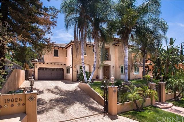 19028 Santa Rita, Tarzana, CA 91356 (#SR19009907) :: Impact Real Estate