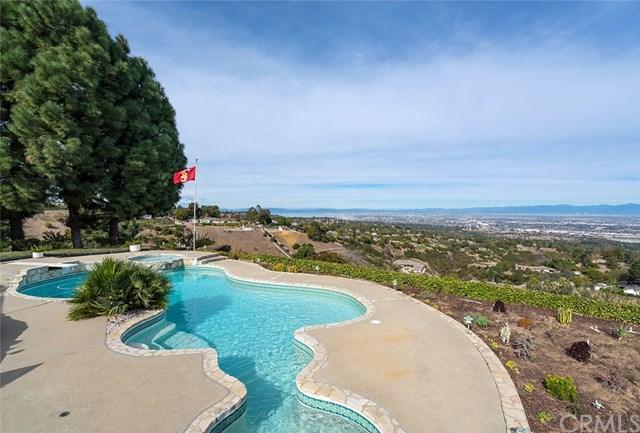 8 Quail Ridge Road N, Rolling Hills, CA 90274 (#SB19009992) :: Go Gabby