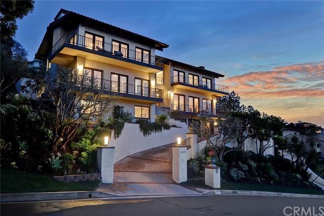 1271 Via Landeta, Palos Verdes Estates, CA 90274 (#SB19010223) :: Naylor Properties