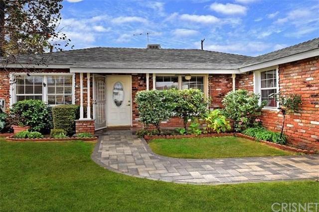 17456 Covello Street, Lake Balboa, CA 91406 (#SR19009334) :: Pam Spadafore & Associates
