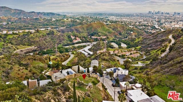 7007 Pacific View Drive, Los Angeles (City), CA 90068 (#19424010) :: Mainstreet Realtors®