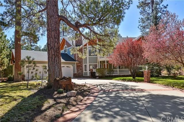 129 Stonebridge Circle, Big Bear, CA 92315 (#PW19011246) :: Pam Spadafore & Associates