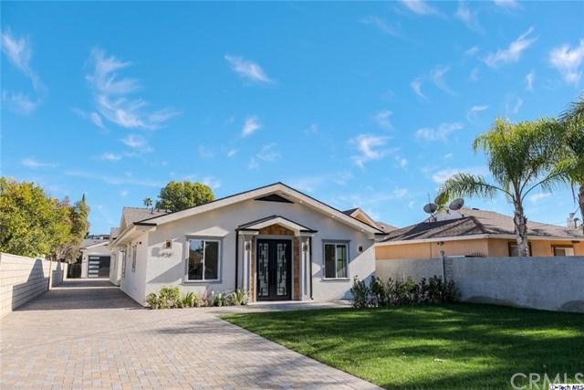 6938-6940 Peach Street, Van Nuys, CA 91406 (#319000218) :: Impact Real Estate