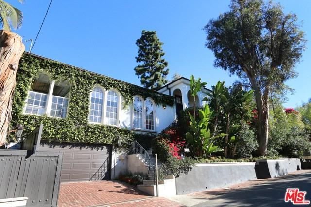 2806 Nichols Canyon Road, Los Angeles (City), CA 90046 (#19424014) :: Mainstreet Realtors®