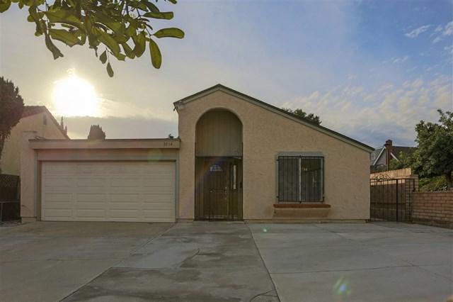 3014 E Artemia Way E, Paradise Hills, CA 92139 (#190003161) :: California Realty Experts