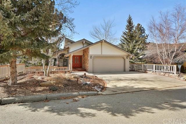 595 Cove Drive, Big Bear, CA 92315 (#CV19011813) :: Pam Spadafore & Associates