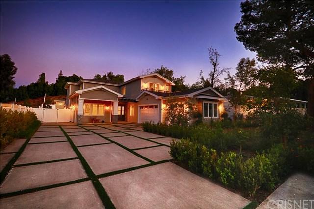 5646 Melvin, Tarzana, CA 91356 (#SR19011627) :: Impact Real Estate