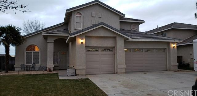 5627 W Avenue L1, Quartz Hill, CA 93536 (#SR19011833) :: Pam Spadafore & Associates