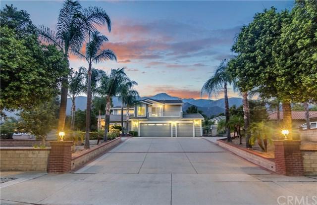 10118 Woodridge Drive, Rancho Cucamonga, CA 91737 (#CV19011777) :: Mainstreet Realtors®