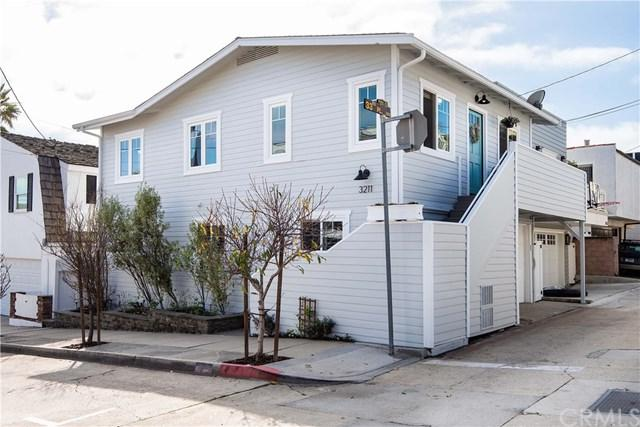 3211 Morningside Drive, Hermosa Beach, CA 90254 (#SB19010696) :: Naylor Properties