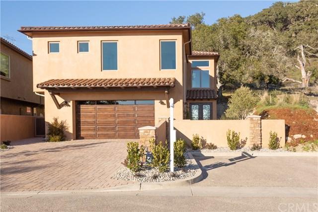 5465 Shooting Star Lane, Avila Beach, CA 93424 (#SP19011812) :: Pismo Beach Homes Team