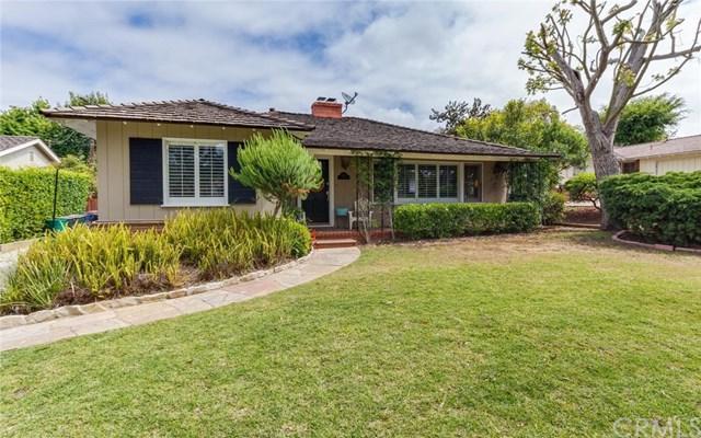 3409 N Palos Verdes Drive, Palos Verdes Estates, CA 90274 (#SB19007685) :: Naylor Properties