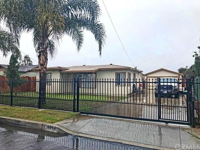 16044 Rosemary Drive, Fontana, CA 92335 (#CV19012060) :: Mainstreet Realtors®