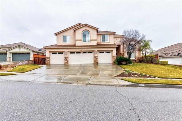36335 Canyon Terrace Drive, Yucaipa, CA 92399 (#PW19011527) :: Vogler Feigen Realty