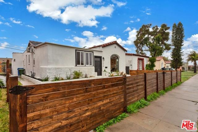 7519 8TH Avenue, Los Angeles (City), CA 90043 (#19424646) :: Impact Real Estate