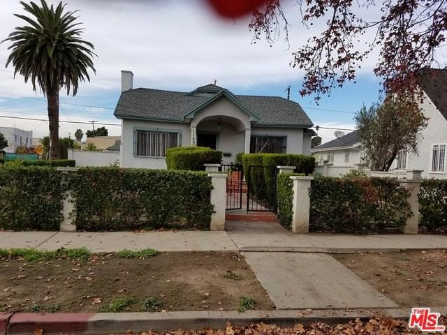 1149 S Lucerne, Los Angeles (City), CA 90019 (#19423966) :: Kim Meeker Realty Group