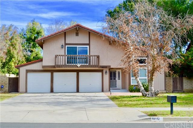 10112 Jovita Avenue, Chatsworth, CA 91311 (#SR19011755) :: Go Gabby