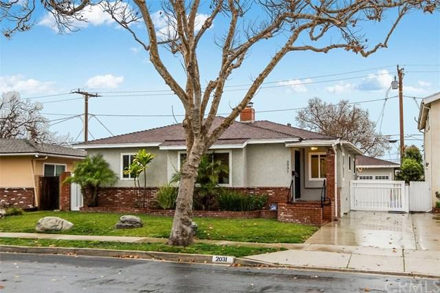 2031 W 180th Place, Torrance, CA 90504 (#PV19012963) :: Pam Spadafore & Associates