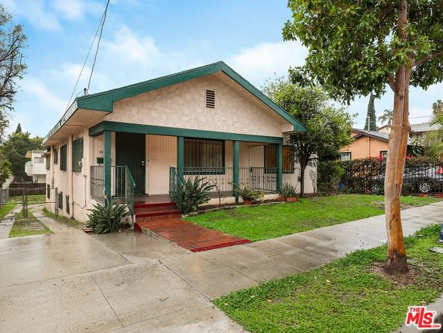 4132 Clayton Avenue, Los Angeles (City), CA 90027 (#19423446) :: RE/MAX Masters