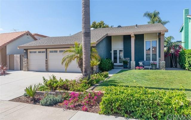 8701 Larkport Drive, Huntington Beach, CA 92646 (#OC19013188) :: Scott J. Miller Team/RE/MAX Fine Homes