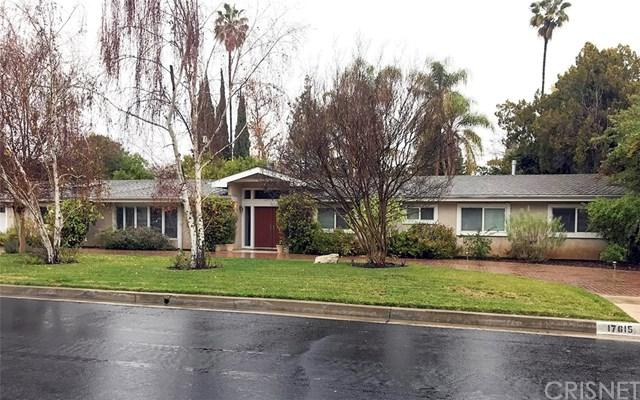 17615 Mccormick Street, Encino, CA 91316 (#SR19013282) :: Fred Sed Group