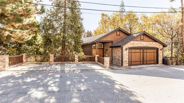 27581 W Shore Road, Lake Arrowhead, CA 92352 (#EV19013273) :: California Realty Experts