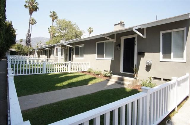 827 E Washington Boulevard, Pasadena, CA 91104 (#PW19013372) :: Mainstreet Realtors®