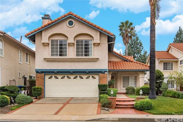 19358 Kilfinan Street, Porter Ranch, CA 91326 (#SR18295690) :: California Realty Experts