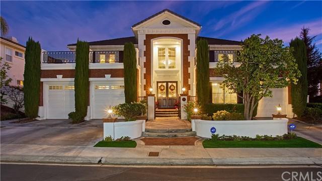 44 Van Gogh Way, Coto De Caza, CA 92679 (#OC19013464) :: Berkshire Hathaway Home Services California Properties
