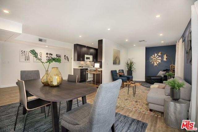 2121 Beloit Avenue #305, Los Angeles (City), CA 90025 (#19425270) :: Impact Real Estate