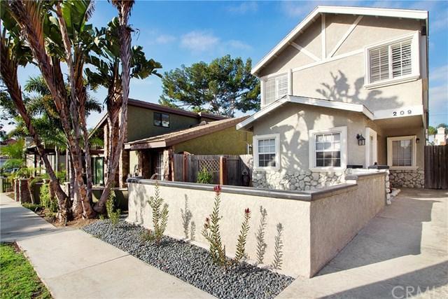 209 Hartford Avenue, Huntington Beach, CA 92648 (#OC19013497) :: Scott J. Miller Team/RE/MAX Fine Homes