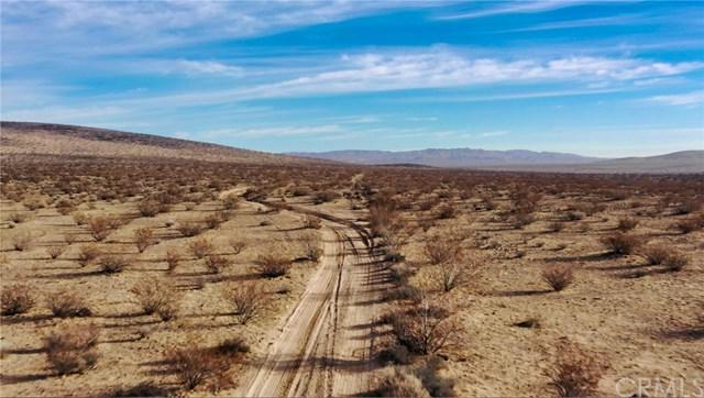 0 Fossil Bed Road, Barstow, CA  (#TR19013542) :: California Realty Experts