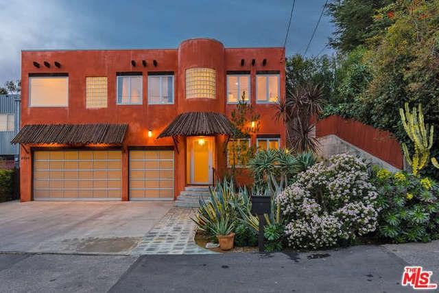 8440 Brier Drive, Los Angeles (City), CA 90046 (#19424570) :: Barnett Renderos
