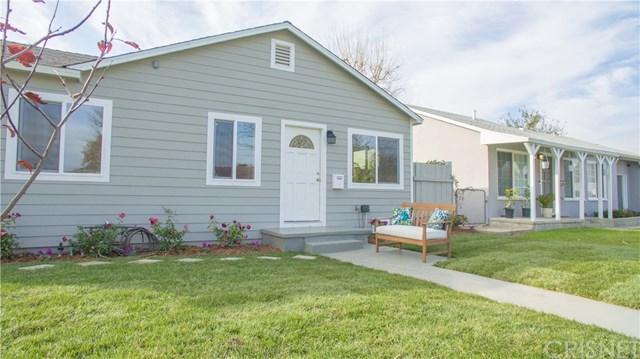 7501 Mclennan Avenue, Lake Balboa, CA 91406 (#SR19013342) :: Pam Spadafore & Associates