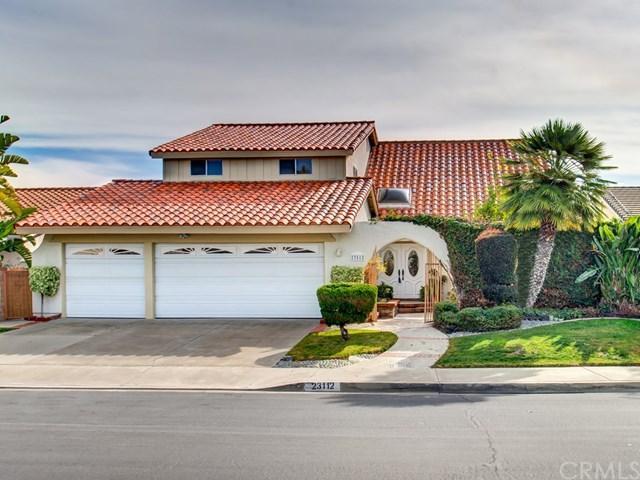 23112 Sonoita, Mission Viejo, CA 92691 (#OC19010492) :: Fred Sed Group