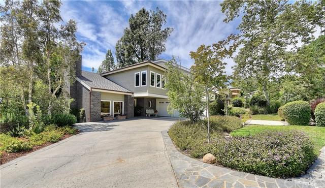 31831 Via Perdiz, Coto De Caza, CA 92679 (#OC19013800) :: Berkshire Hathaway Home Services California Properties